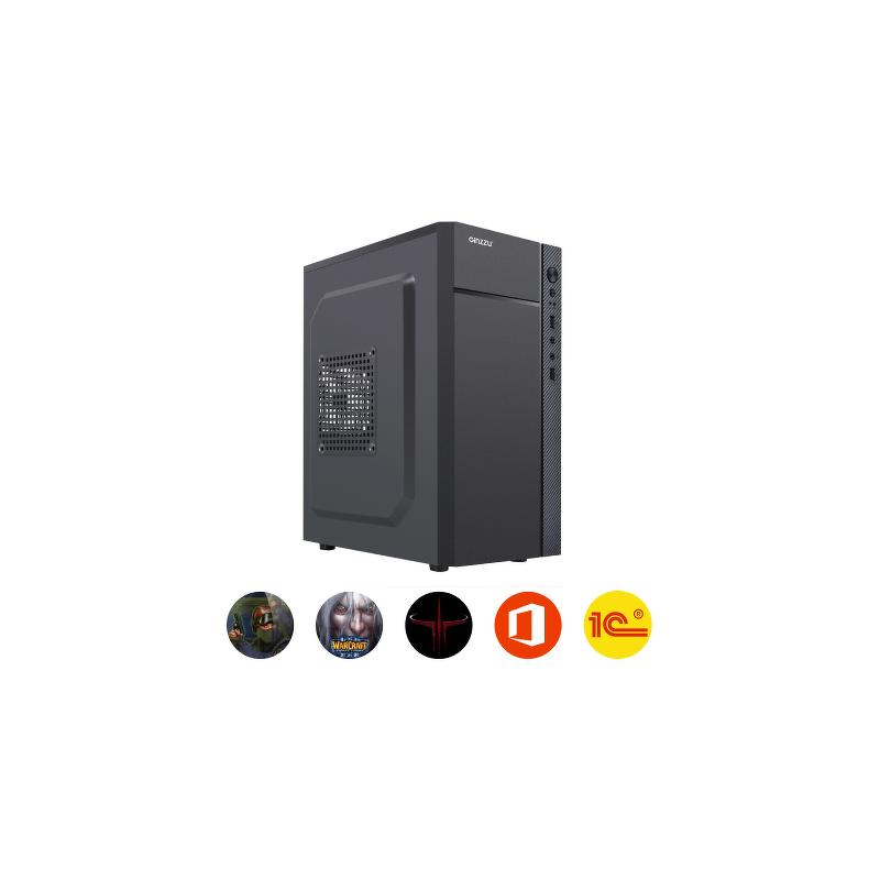 Компьютер Зеон Офисный с SSD [606]